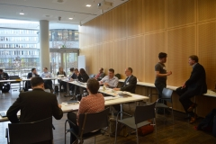 Industrial Dialogue on 3D printing in biomedicine, Munich (6 February 2017)