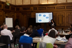 Industrial Dialogue on Synthetic Biology, Manchester (9 March 2017), Photo by Delia-Adriana Tanase (MMU)